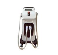 precios de la máquina de tatuaje láser al por mayor-Máquina de belleza multifunción 2019 Elight + nd Yag + Ipl Máquina de láser Precio / ipl shr láser con láser eliminación de tatuajes máquina de láser