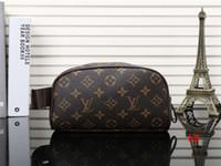 уникальная косметика оптовых-Ретро Printed косметичка тенденции моды сумка Уникальный стиль сцепления Идеальный темперамент с свободной перевозкой груза 99