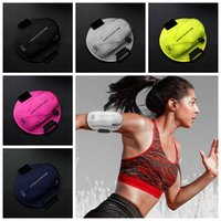 Wholesale waterproof arm phone bags for sale - Group buy Safe Waterproof Arms Belt Cover Running Reflective Arm Pack Outdoor Sport Phone Bag Camping Equipment cm ZZA1035