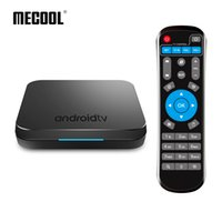 Wholesale android tv box youtube for sale - Mecool KM9 Android TV Box Amlogic S905X2 GB DDR4 RAM GB GB ROM G G WiFi BT Set Top Box K Media Player