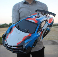 Wholesale nissan electronics for sale - Group buy RC Car High Speed Racing Car For Nissan GTR Championship G WD Radio Control Sport Drift Racing Electronic Toys