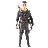 ingrosso kratos god-14 cm Neca God of War Kratos Son Atreus Action Figure Toy Doll modello regalo