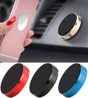 Wholesale car steering phone holder for sale - Group buy Magnetic Car Phone Holder Dashboard Magnet Cell Phone Stand Steering Wheel Holder Magnetic Wall cn