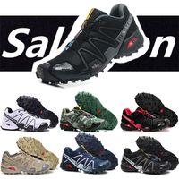 Wholesale male massage for sale - 2019 Salomon Speed cross CS Sport Men Outdoor Shoes Breathable Zapatillas Hombre Mujer Male Fencing Sneaker Speed Cross EUR
