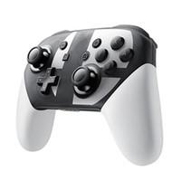 joystick de jogos sem fio venda por atacado-Para ns switch pro gamepad controlador sem fio bluetooth host mobile gaming joystick vibração para o interruptor pro console