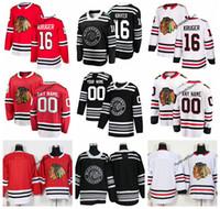 9bf98fe44 2019 Winter Classic Marcus Kruger Chicago Blackhawks Hockey Jerseys New  Black #16 Marcus Kruger Stitched Jerseys Customize Name