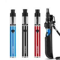 лучшая электронная сигарета испарителя оптовых-Мини 900Mah Электронная Трубка Комплект Высокого Vape Vaporizer E Pen Сигареты Vapor Kit Starter Kit Лучший Подарок Для Человека Женщина