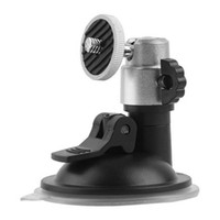 Wholesale dvr phone resale online - Car Auto Flexible Windshield Suction Cup Mount phone Holder Vehicle Window mounted rack quot tripod for Camera Video DVR GPS