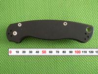 cuchillos de caza para la venta al por mayor-Venta caliente 6 modelo Spider paramilitar C81 cuchillo de bloqueo posterior CPM-S30V - G10 mango Accesorios CNC Caza de supervivencia EDC Cuchillos regalo al por mayor