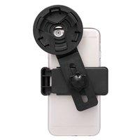 spot handy großhandel-Handy Smartphone Fotografie Adapter Halterung Anschluss für Teleskop Monokular Binokular Spektiv Mikroskop
