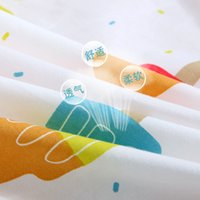 Wholesale baby boy cot bedding sets for sale - Group buy 6 Baby Bedding Set For Boy Girl kit de berço Baby Bed Linen Bed Sheet Pure Cotton Baby Cot Set cm