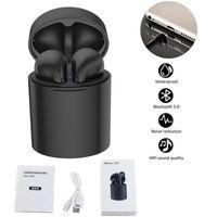 botões da caixa de música venda por atacado-X10 TWS Sem Fio Bluetooth Fones De Ouvido Bluetooth 5.0 Fones De Ouvido Estéreo Verdadeiro Botão Fone de Ouvido Esporte Música Mini Gêmeos Fone De Ouvido Com Microfone Caixa De Carregamento