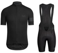 Wholesale rapha bicycle clothing resale online - 2019 Pro team Rapha Cycling Jersey Ropa ciclismo road bike racing clothing bicycle clothing Summer short sleeve riding shirt XXS XL ltstore