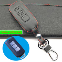Wholesale mitsubishi lancer key shell for sale - Group buy 2 buttons remote control Keyboard cover for Mitsubishi ASX extension movement Pajero Galant Lancer EX button smart key shell