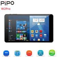 Wholesale tablet quad core 2gb for sale - Pipo W2PRO Tablets IPS Screen Windows Intel Cherry Trail Z8350 Quad Core GB RAM GB ROM Dual Cam Wifi Tablets PC