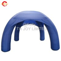 Wholesale outdoor party tents for sale - 5m dia legs attractive beautiful inflatable spider tent big party dome tent commercial outdoor inflatable lawn event dome tents