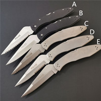 Wholesale Spider C07 folding knife outdoor camping EDC BM BM BM550 BM BM3300 G707 C81 KNIFE