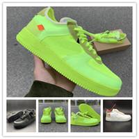 erkek ayakkabıları net toptan satış-Yeni Volt Zorunlu Düşük Koşu Ayakkabı Yeşil Siyah Örgü net Üst Erkek Kadın Moda Lider ÜST Spor Rahat Ayakkabılar