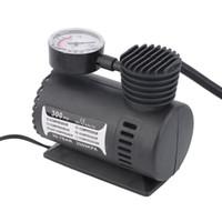 juguetes 12v al por mayor-Mini bomba de inflador de 12V Juguetes Bomba eléctrica deportiva Portátil Mini compresor compacto Neumático Inflador de aire Venta caliente