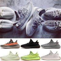 quality design 3de12 1a156 mujeres yeezy impulso al por mayor-Yeezy 350 Boost V2 Static adidas Men  Running Shoes