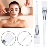 máscara de olho profissional venda por atacado-Mulheres Facial Profissional Máscara Escova Rosto Olhos Maquiagem Beleza Cosmética Macia Corretivo Escova de Alta Qualidade Ferramentas de Maquiagem