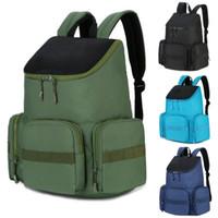 Wholesale travel backpacks for sale - Brand New Mens Womens Basketball Backpack Unisex Designer Duffle Bag Travel Bag Students Sport Outdoor Bags Colour