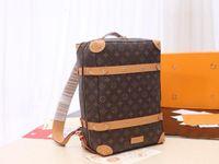brauner rucksack großhandel-Lovuitto wenig malle Monogramm toge Tasche damier braune M44752 Ranzen Größe