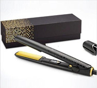 Wholesale hair straighteners china resale online - 2019 V Gold Max Hair Straightener Classic Professional styler Fast Hair Straighteners Iron Hair Styling tool Good Quality