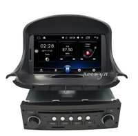 ingrosso m3 tv-Quad Core Android 6.0 Car DVD GPS per PEUGEOT 206 206cc Navigatore, Bluetooth, Radio, IPOD, CAN-BUS, Stereo, Unità principale, Audio, Video