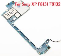 desbloqueo xperia al por mayor-Full Work Original Unlock Motherboard Panel electrónico para Sony Xperia X Performance XP F8131 F8132 Circuit Global Firmware