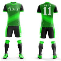 thai qualitätsfußball jerseys usa großhandel-Leeres thailändisches Qualitätsgewohnheitssportgroßhandelsjersey-neues Modell USA-Fußballjersey-Jerseymuster des amerikanischen Fußballs
