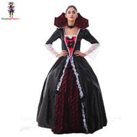 Wholesale Halloween black bride costumes Buy Cheap Ideas