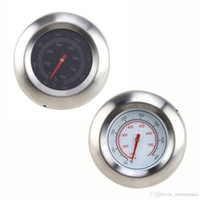 Wholesale bbq sensor for sale - Group buy 3 BBQ Smoke Grill Thermometer Gauge Temp Barbecue Camping Cook Thermometers Wide Temperature