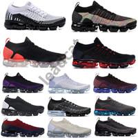 fio multi venda por atacado-Nike Air max flyknite 2019 melhor qualidade Fio Random 2.0 Men Running Shoes animal pack zebra Andando Ao Ar Livre Das Mulheres Dos Homens de Esportes designer de Tênis 36-45