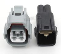 pines conectores automotrices al por mayor-Ket Automotive 4 Pin Sealed Connectors For Automobiles 7283-7040-10 And 7282-7040-10