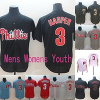 08edc6289 Wholesale baseball jerseys fast shipping for sale - Philadelphia Bryce  Harper Jersey Mens Womens Youth All