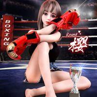 куклы реальной жизни для взрослых оптовых-2019 Сексуальная настоящая кукла реалистичная Силиконовая секс-кукла в натуральную величину реалистичные силиконовые куклы любви японские твердые 158 см секс-куклы для взрослых Секс-Игрушки для мужчин