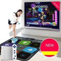 Wholesale game player console free for sale - Group buy Cdragon Wireless Console Dance mat TV Computer Single Players Dual Use New Massage Yoga Dance Machine Sliming Game Y200413