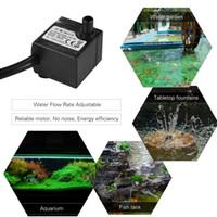 ingrosso acquario di gomma-Pompe d'aria per acquario Serbatoio di ossigeno a ossigeno Pompa d'acqua Ossigenatore per acquari Giardino agricolo Fiori Piante Piscina Paesaggio Idroponico