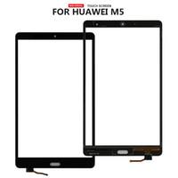 ingrosso huawei mediapad digitizer-Per Huawei MediaPad M5 8.4 SHT-AL09 SHT-W09 Touch Screen Digitizer Parti di ricambio
