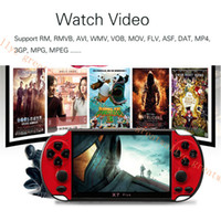 Wholesale video games player for kids for sale - Group buy X7 Plus inch Video Game Console GB Bits Double Rocker Handheld Game Player Portable for kids