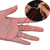 ingrosso le regolazioni del pendente del cabochon dell'argento sterlina-Regolatore anello per anelli sciolti Regolatore dimensioni anello 3mm per uomo e donna PU Trasparente regolabile e confortevole