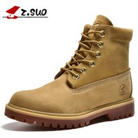 Wholesale authentic brand boots for sale - Group buy Authentic Brand Motorcycle Boots Head layer cowhide Casual Inch Premium Boots man Waterproof outdoor Nubuck boots