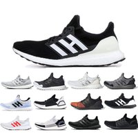 Wholesale ultra boost uncaged shoes resale online - House stark Oreo Ultra Boosts Mens Running Shoes Triple Black White ultraboost Uncaged Women Sneakers Trainers Designer Shoes