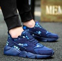 leichte tarnung großhandel-Männer / Frauen Laufschuhe Camouflage Sneakers Größe Leichte Outdoor Jogging Fitness Mesh männliche Sportschuhe