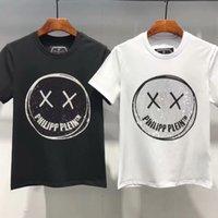 calções da alemanha venda por atacado-2019 Alemanha de alta qualidade 3D Rock t-shirt dos homens moda hip hop crânio impresso T-shirt dos homens de algodão casual aptidão O-pescoço top de mangas curtas