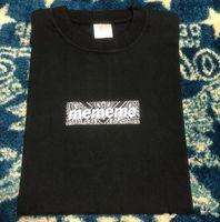 Wholesale black gold bandana for sale - Group buy 20SS Box Logo Bandana Tee Men Women Casual Designer Street Skateboard Short Sleeves Summer Breathable T shirt