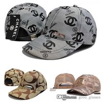 neue designer-hysteresen großhandel-Mode Männer Frauen Kappe T Marke Designer Sport C Hüte Leder Baseball Caps Hip Hop CC Hysteresen Coole Muster Metall Hüte Neue Hut