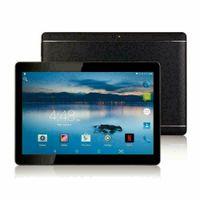 10 inch tablet toptan satış-Tablet 10 inç Android Git 8.1, TF Kart Yuvası ve Çift Kamera 256GB ile Tablet PC