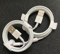 ingrosso cavo di carica del fulmine-Premium Quality 1M nuovo iPhone 8 cavi Fulmine Sync Data Line Cavo USB cavo di carico del caricatore di filo per Iphone X XS 8 7 6 Plus 11